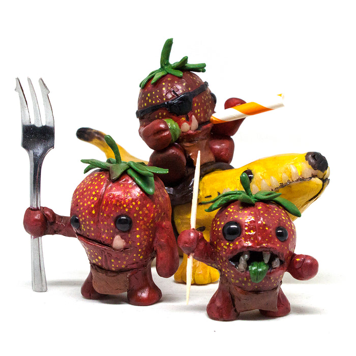 PLAYwithyourFOOD!  - David Woehr