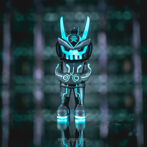 TEQ63 TeqTRON edition  by  Quiccs  x  Martian Toys