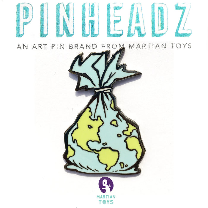 PinHeadz - Trashbury - Earth Garbage