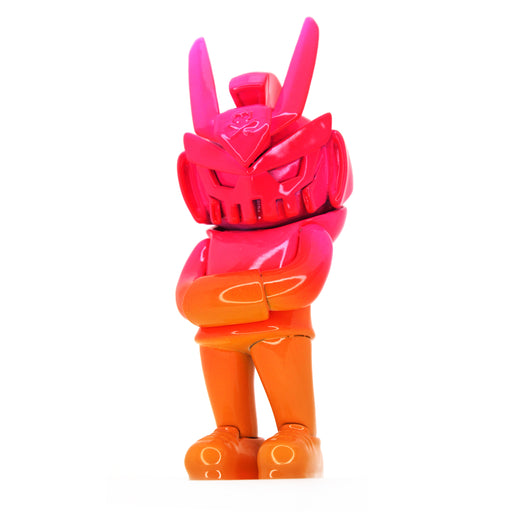 "Critical Hit 6"" Vinyl  by  Quiccs  x  Martian Toys"