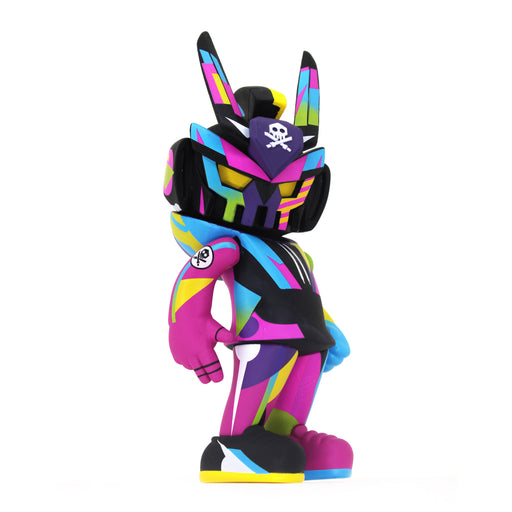 TikkyWow Artist Series TEQ TRIPLE PACK  by  TikkyWow  x  Quiccs  x  Martian Toys