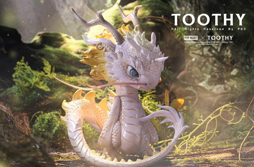 Toothy by PDC x Pop Mart