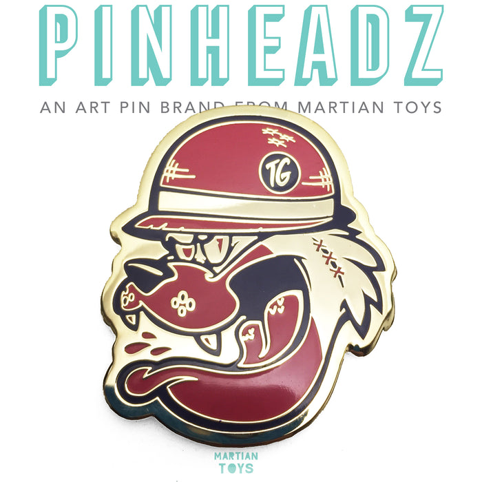 PinHeadz - Tougui - Bad Dog