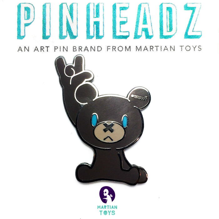 PinHeadz - Touma -  Rock On Bear