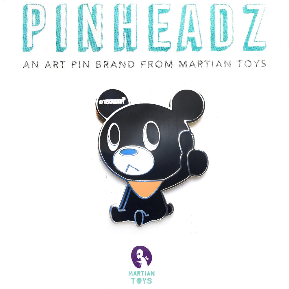 PinHeadz - Touma - Hitch Bear