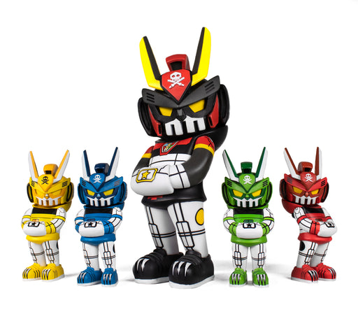 VOLTEQ TIGERS MODE TEQ63 5-Pack Set by Quiccs x Martian Toys