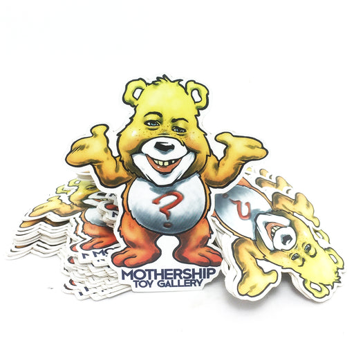 Who Cares Bears Stickers!
