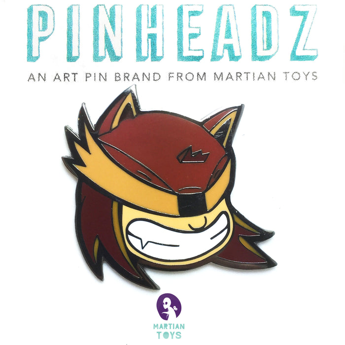 PinHeadz - Wetworks - Foxy in Kawaii Pin