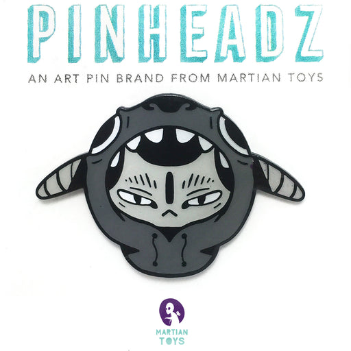 Copy of PinHeadz - Yoii - Kidzilla Pin