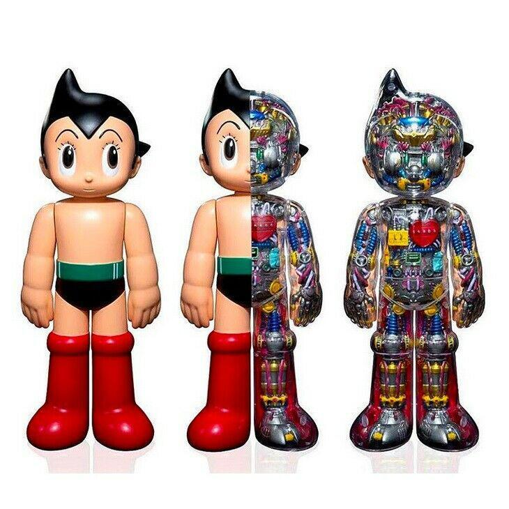 Diecast Astro Boy by TokyoToy x ToyQube