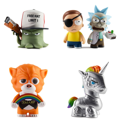 Adult Swim Blind Box Mini Series by Kidrobot