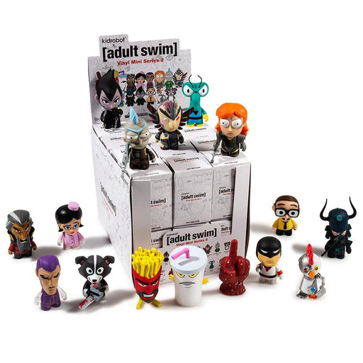 Adult Swim Blind Box Mini Series 2 by Kidrobot
