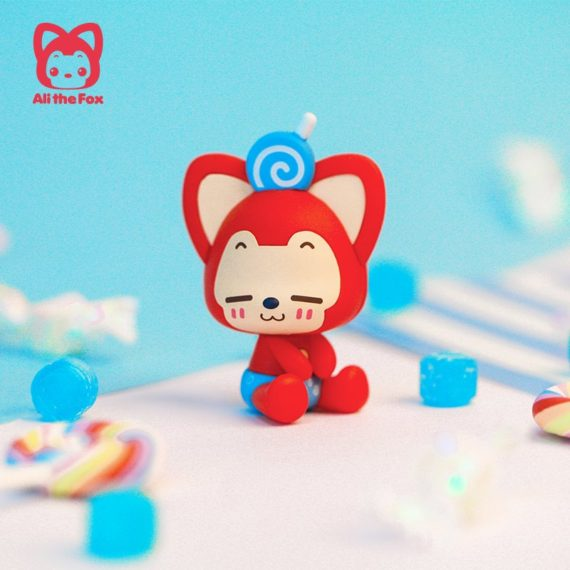 Ali the Fox - Sweet Moments Blind Box Series