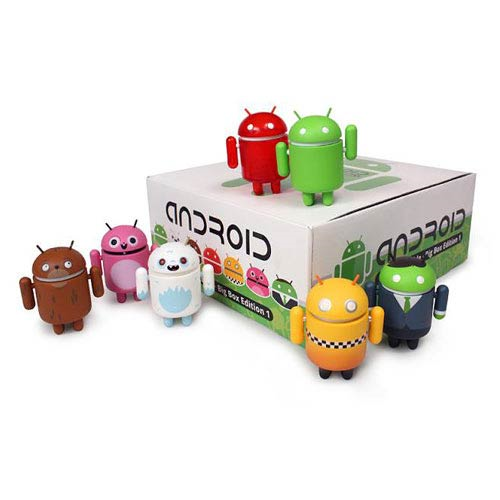 Android Big Box Ed. by Dead Zebra