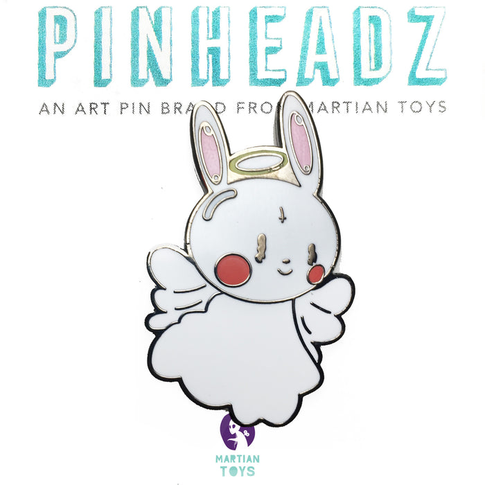 PinHeadz - A Lucky Rabbit - Guardian Bunny