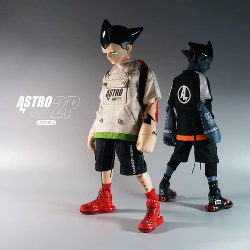 ASTRO GAKI 2pack 1/6 Scale Figure by JT Studio
