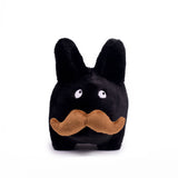 Happy Labbit Black Plush