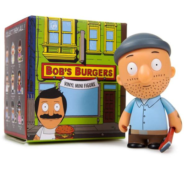 Bob's Burgers  Blind Box Series 1!