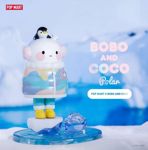 Bobo and Coco Polar - XL Edition by POPMart