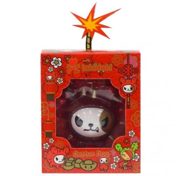 Cactus Dog Lunar New Year ed. by TokiDoki