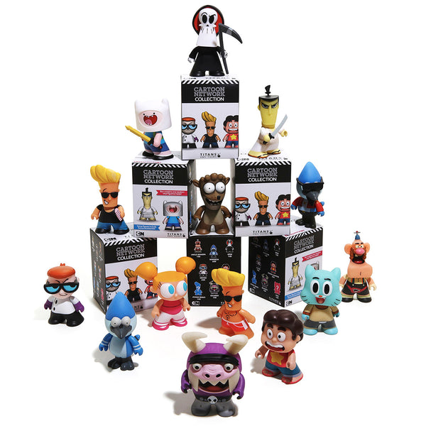Cartoon Network Blind Box Mini Series by Titan