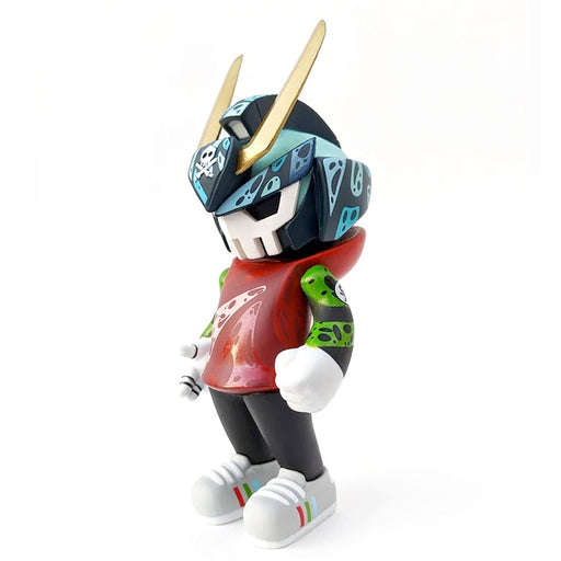 RGB Ed. Teq63 Artist Series Manufacturer Reserves  by  Cat Atomic x  Quiccs  x  Martian Toys