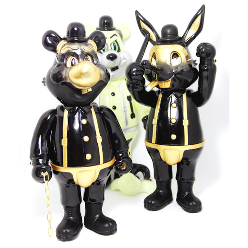 A Clockwork Carrot Thug Life Edition  by Kozik x Blackbook Toy