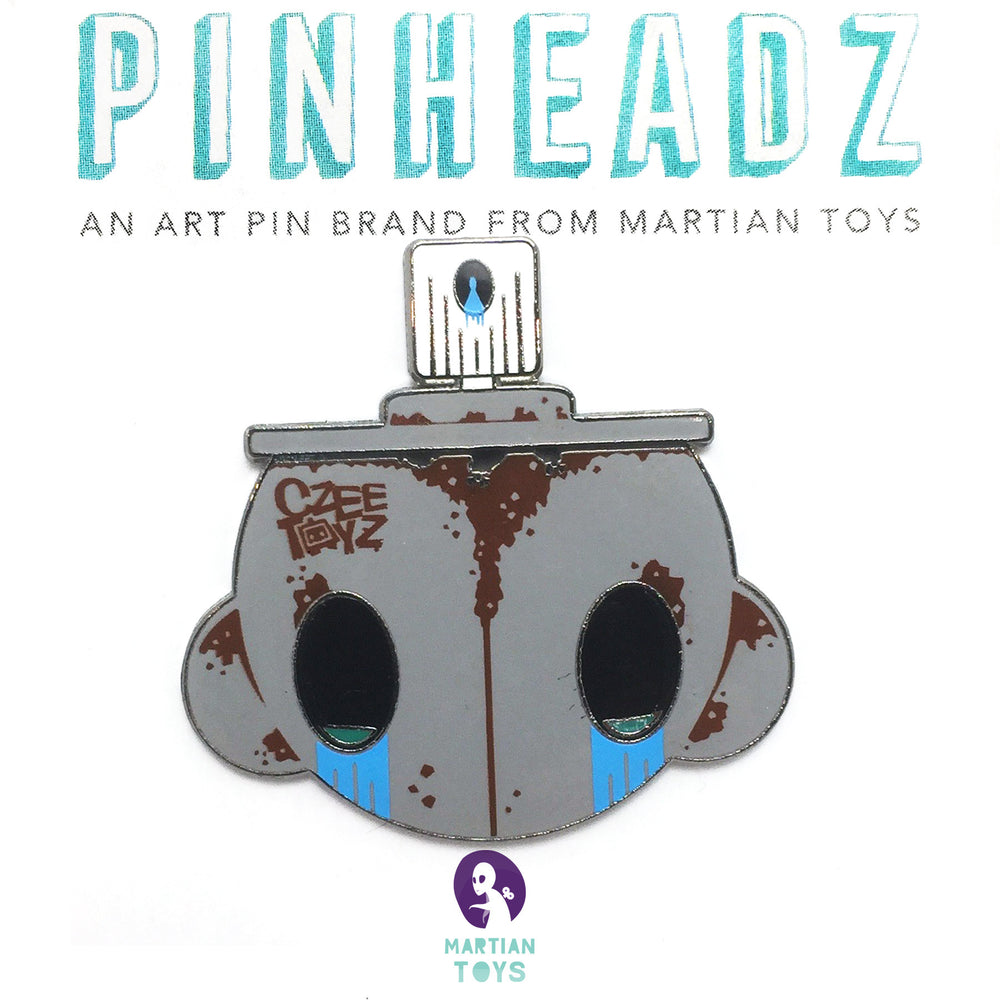 PinHeadz - Czee13 - Empty Can