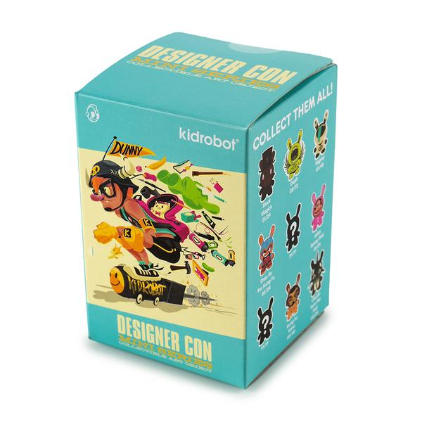 Designer Con Dunny Blind Box Series by Kidrobot