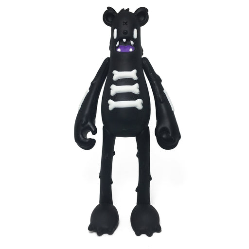 Dead Bear BLACK by Nicky Davis x Martian Toys