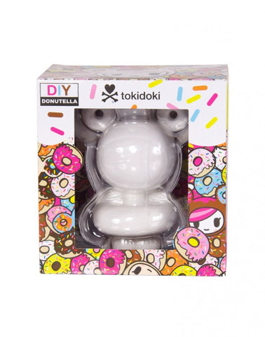 DIY Donutella Vinyl Toy