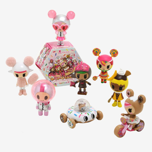 Donutella & Her Sweet Friends Series 2 by TokiDoki