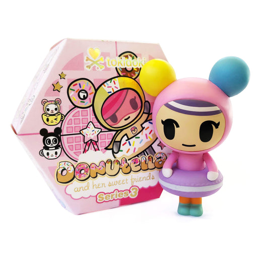 Donutella & Her Sweet Friends Series 3 by TokiDoki