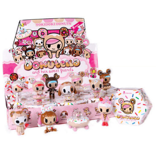 Donutella & her Sweet Friends Blind Box Series by TokiDoki