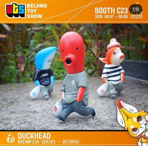 Duckhead Breamfish Series – Octopus