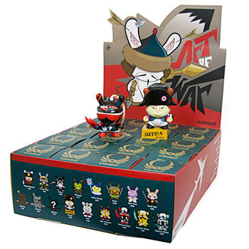 Dunny Art of War Series