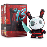 Dunny the 13 by Brand Peters