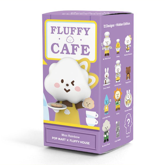 Mr. White Cloud Series 3 Fluffy Cafe  by  Fluffy House