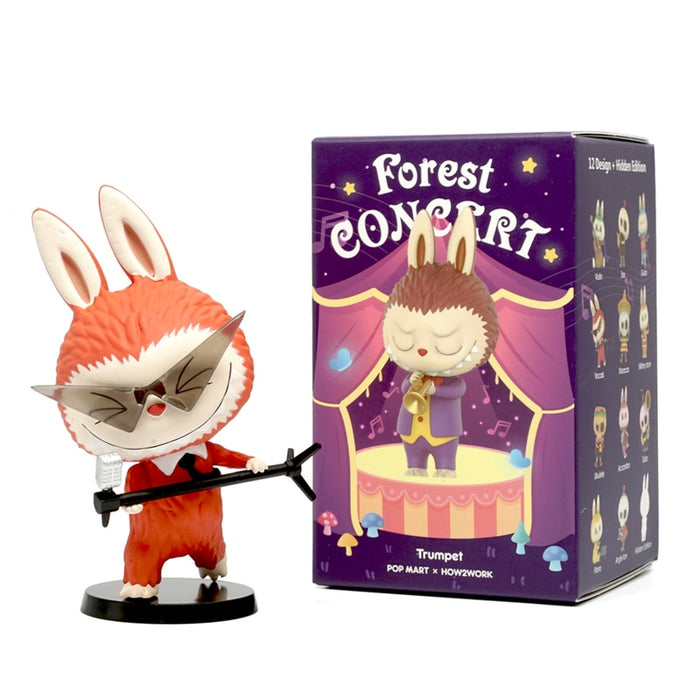 Forest Concert Labubu Blindbox by Kasing Lung x Pop Mart
