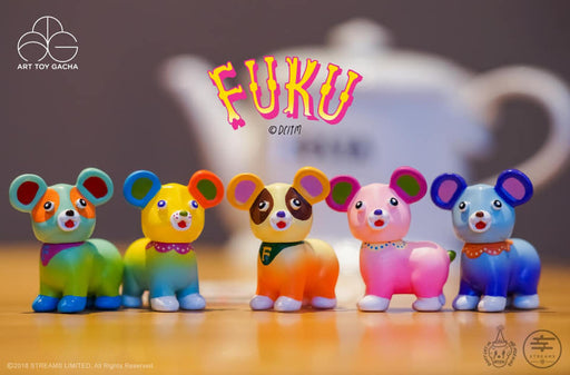 FUKU Gacha Series 1  by  Don'tCryInTheMorning  x  Streams Art Toy