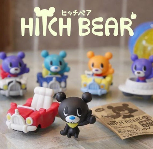 "PICO HITCH BEAR Night Sky Version 1.5/"" soft Vinyl Figure Made in Japan Toumart"