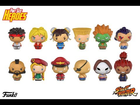 Pint Size Heroes - Street FIghter