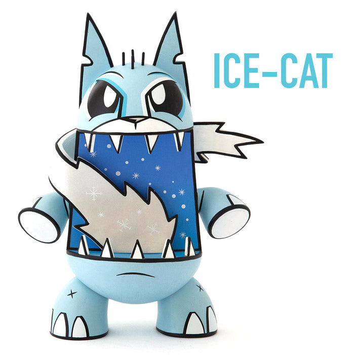 Ice Cat by Joe Ledbetter