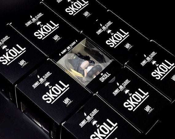 Skoll (4 variants) by SunnyandCloudyWeathershop