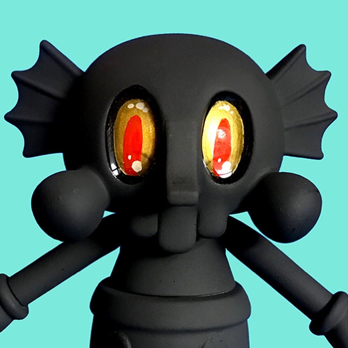 DumbSummons  -  Flat Black Chauncey  by  Travis Lampe