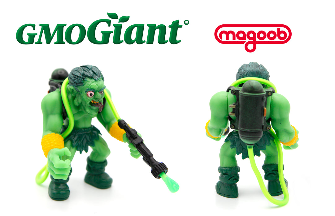 MONSTERSofADVERTISING - Magoob Toys