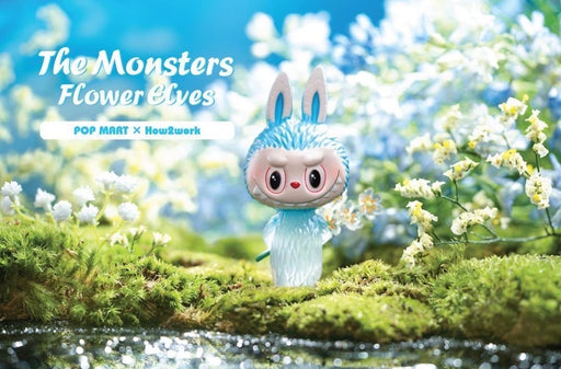 The Monsters Flower Elves Labubu Mini Series Blind Box by Kasing Lung x PopMart