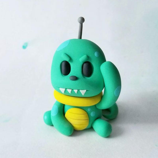 Alien Commander (Martian Toys mascot) by Little Lazies