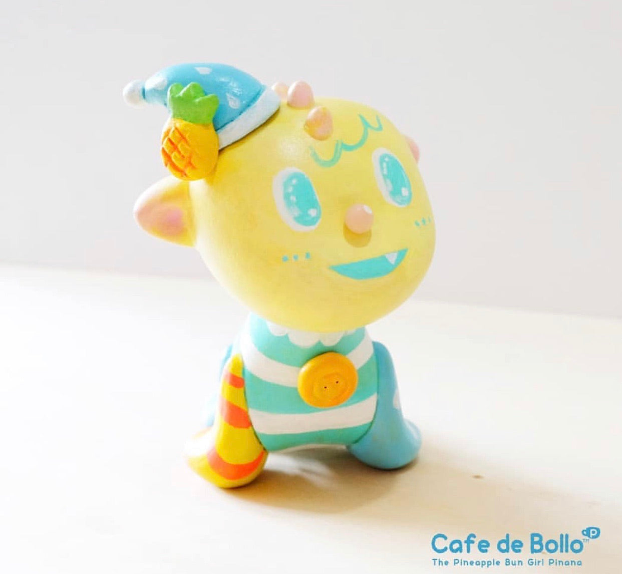 NESSisMORE  -  Little Sleep Nessie by Cafe de Bollo