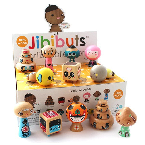 Jibibuts Wooden Toys by